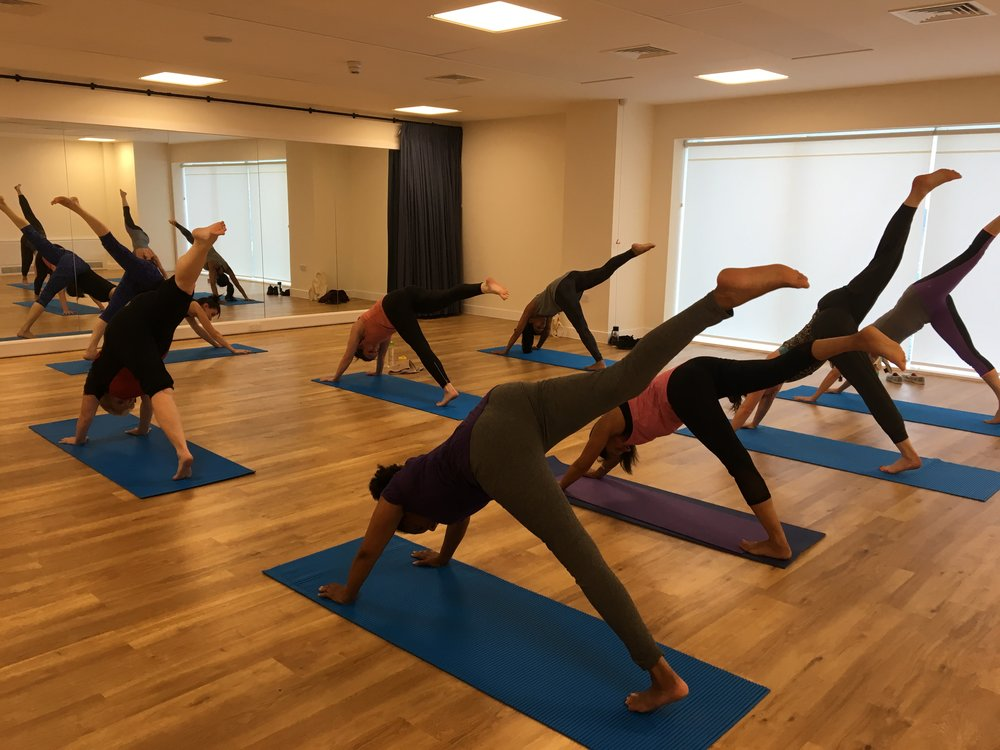YourStyle Fitness Classes in Woolwich 1.JPG