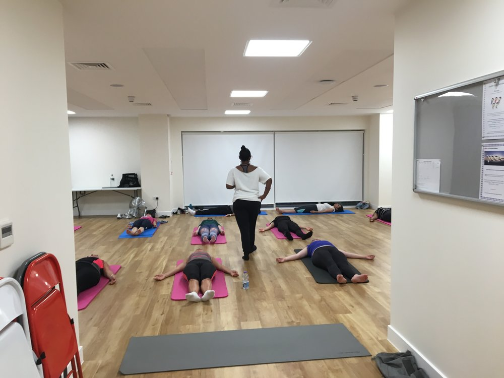 YourStyle Fitness Classes in Woolwich 4.JPG