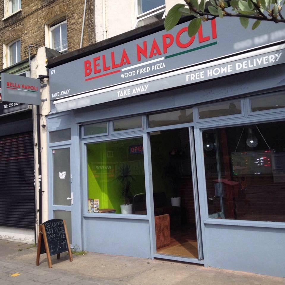 Bella Napoli Pizzeria 4.JPG