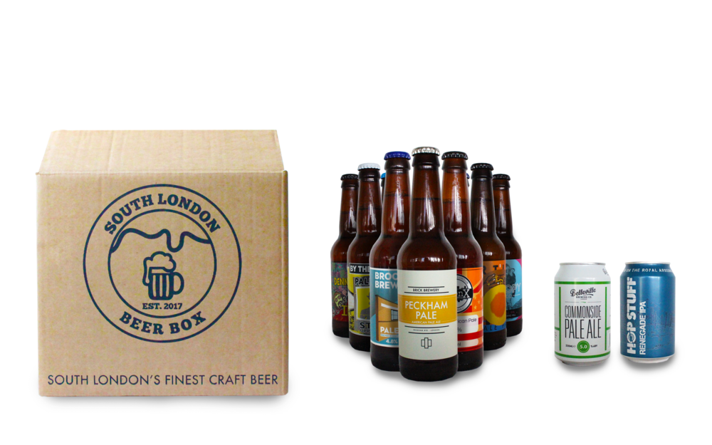 South London Beer Box