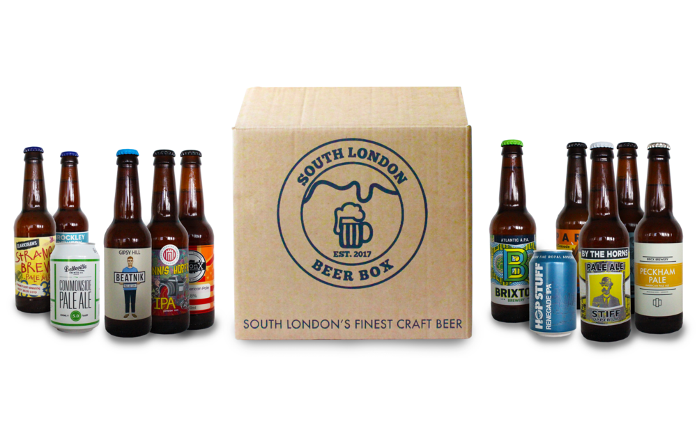South London Beer Box Connoisseur
