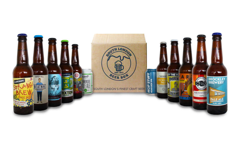 South London Beer Box 24