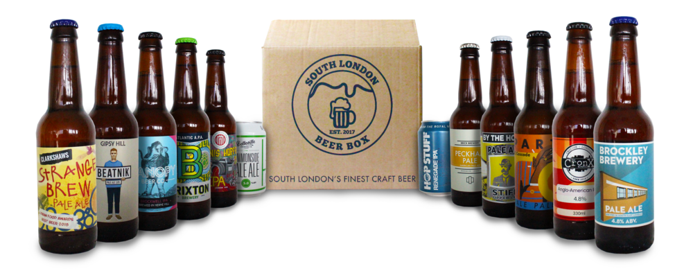 South London Beer Box Confirmed