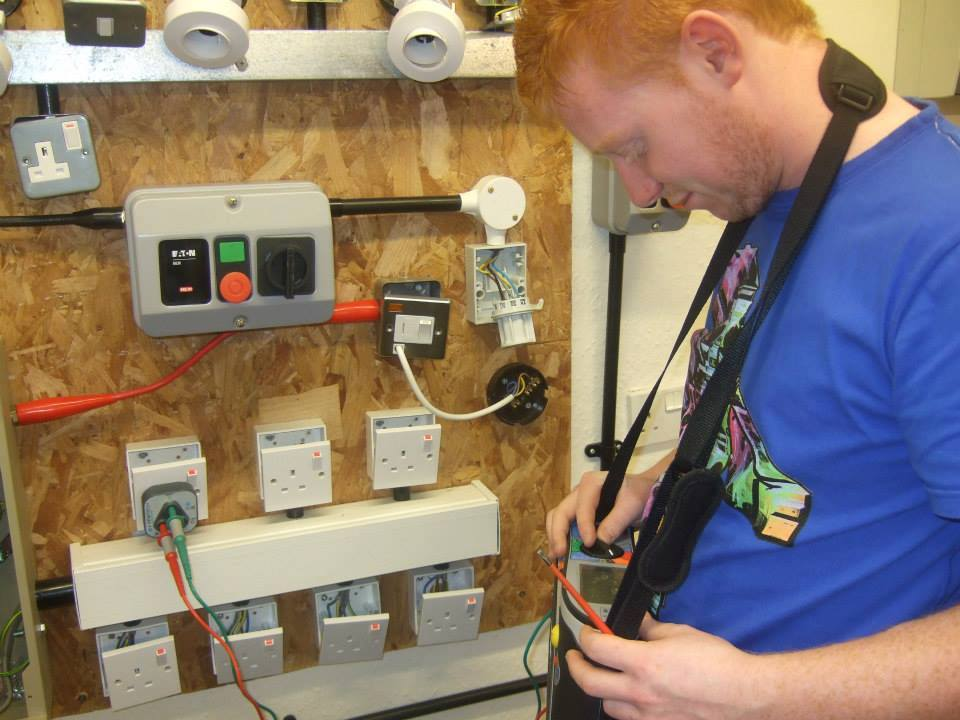 Optima Electrical Trainging School in Camberwell South East London 2.jpg