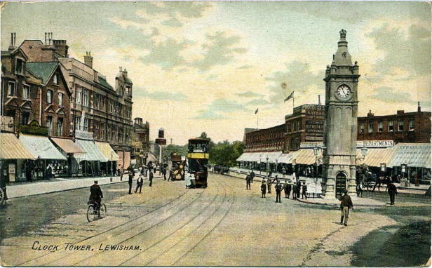 A Brief History of the Lewisham Clock Tower