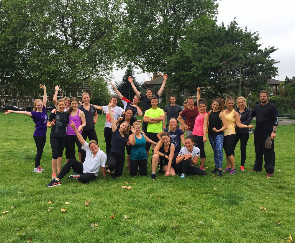 Swift Fitness Bootcamps across South London Club Card 4.JPG