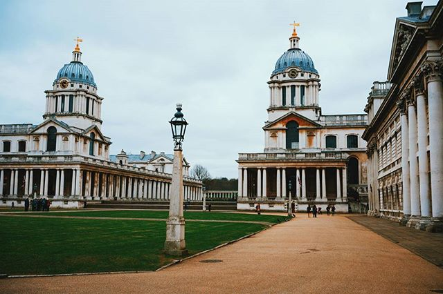 A Brief History of the Old Royal Naval College