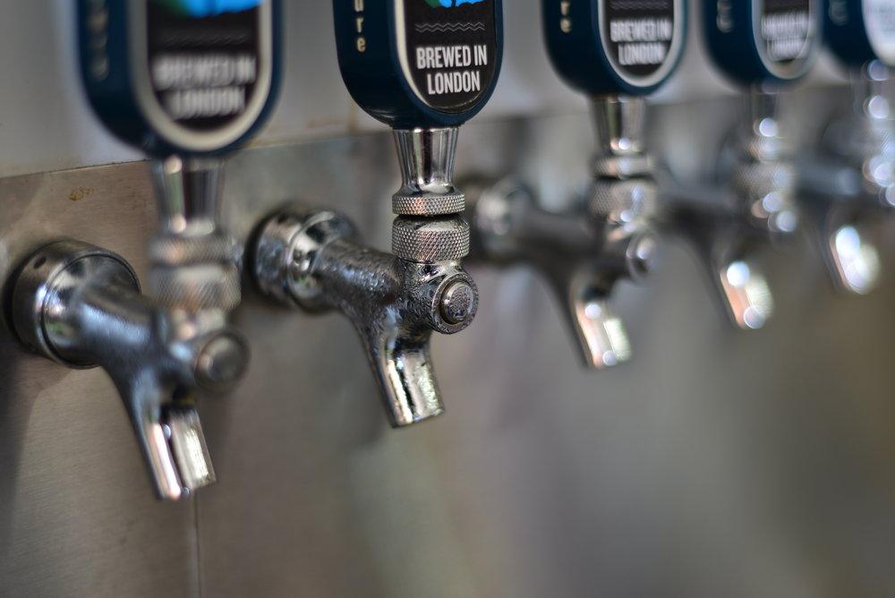 Fourpure Brewing Co. Brewery in South London Club Card 2.JPG