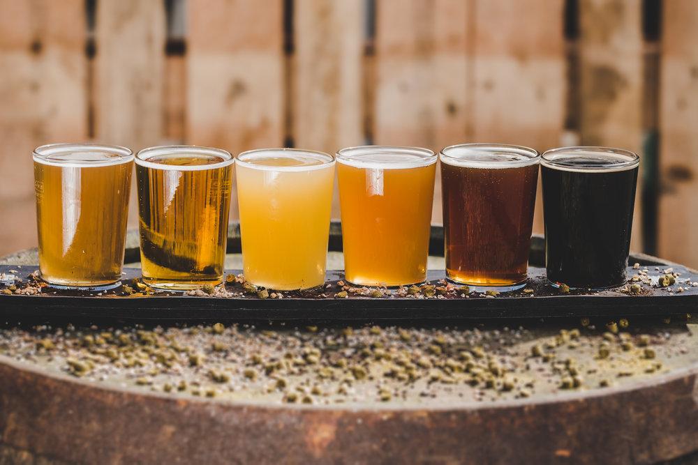 Fourpure Brewing Co. Brewery in South London Club Card 8.jpg