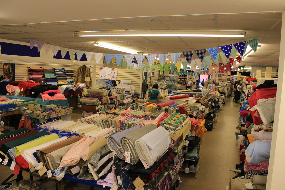 Sewing and Craft Superstore Haberdashery and Fabric Shop in Balham South London Club Card 4.JPG