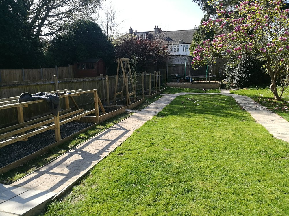 N E Gardencare Landscaping and Gardening in South East London Club Card 3.jpg