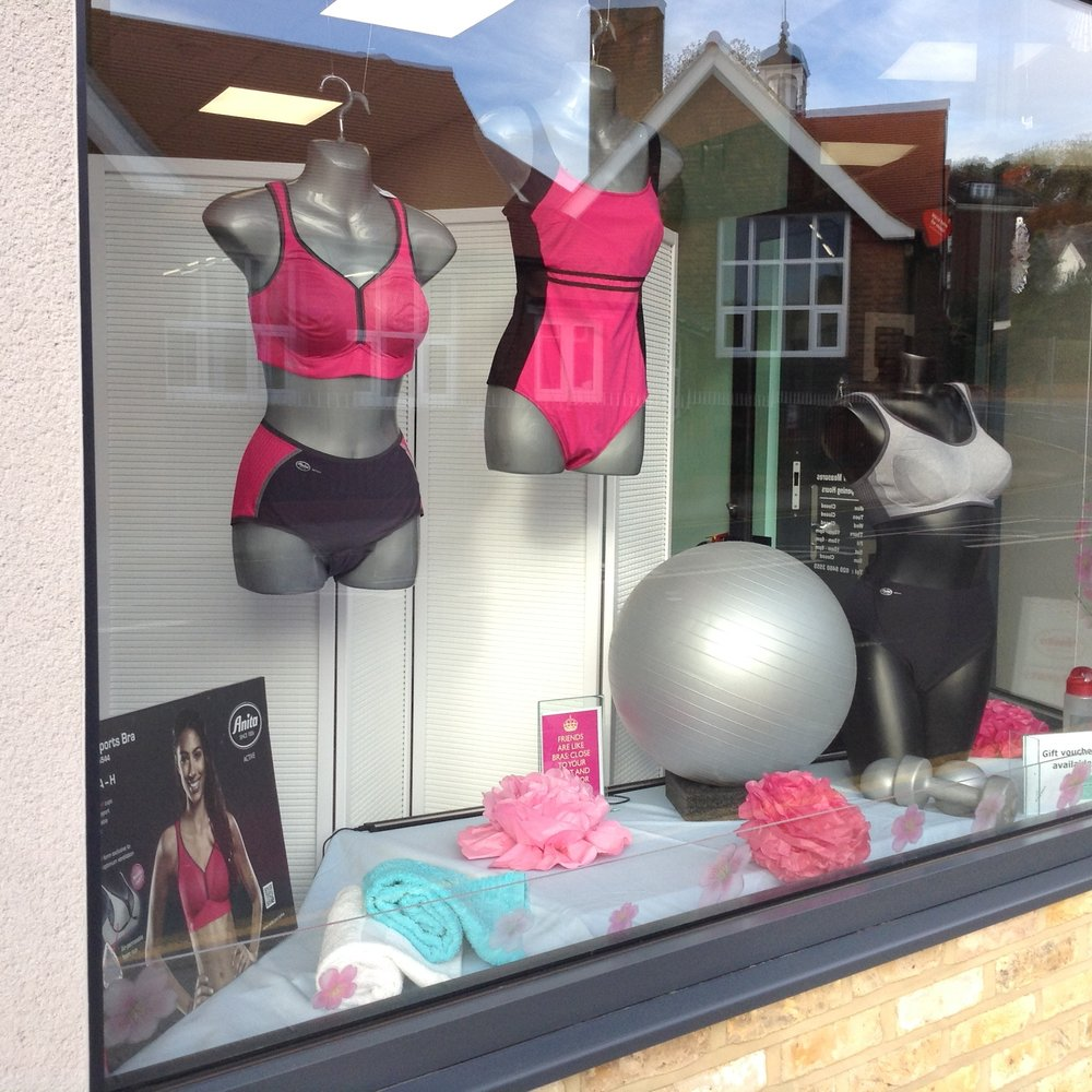 No Half Measures is an Independent Luxury Lingerie Shop in Beckenham South East London Club Card 9.JPG