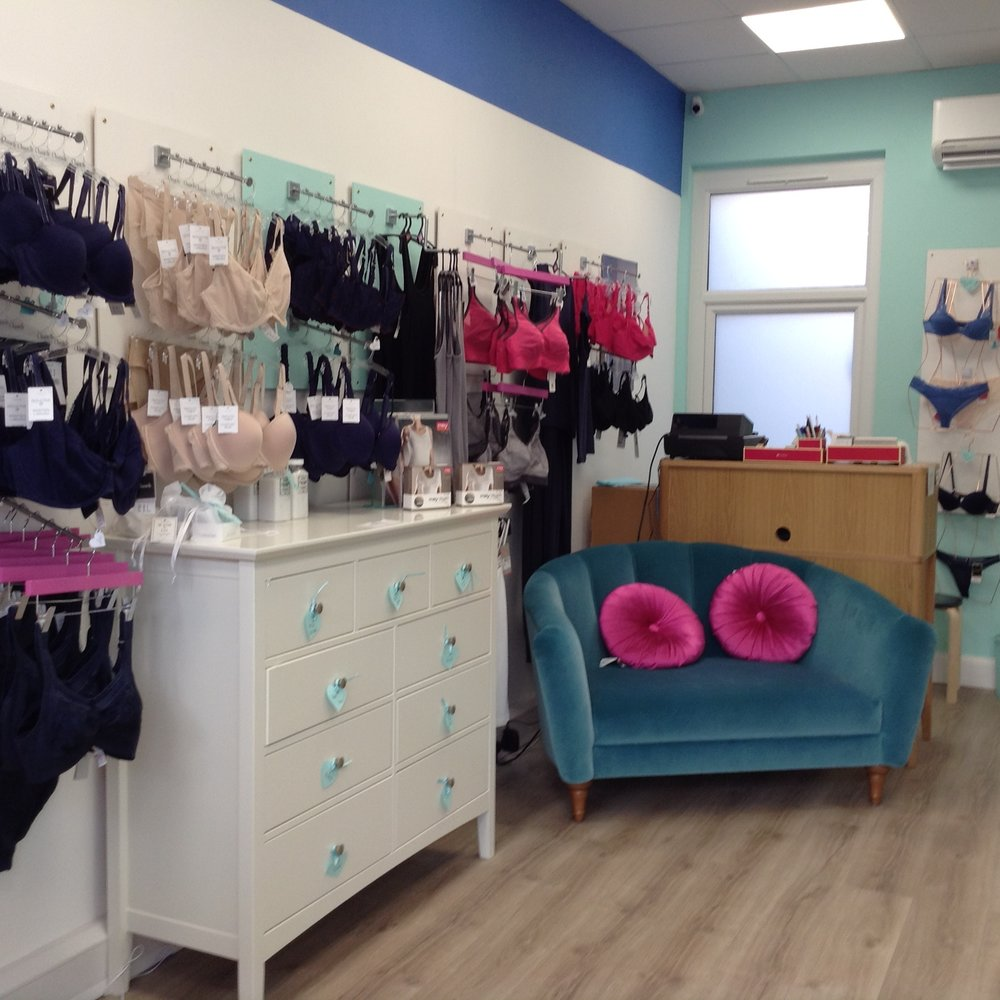 No Half Measures is an Independent Luxury Lingerie Shop in Beckenham South East London Club Card 10.JPG