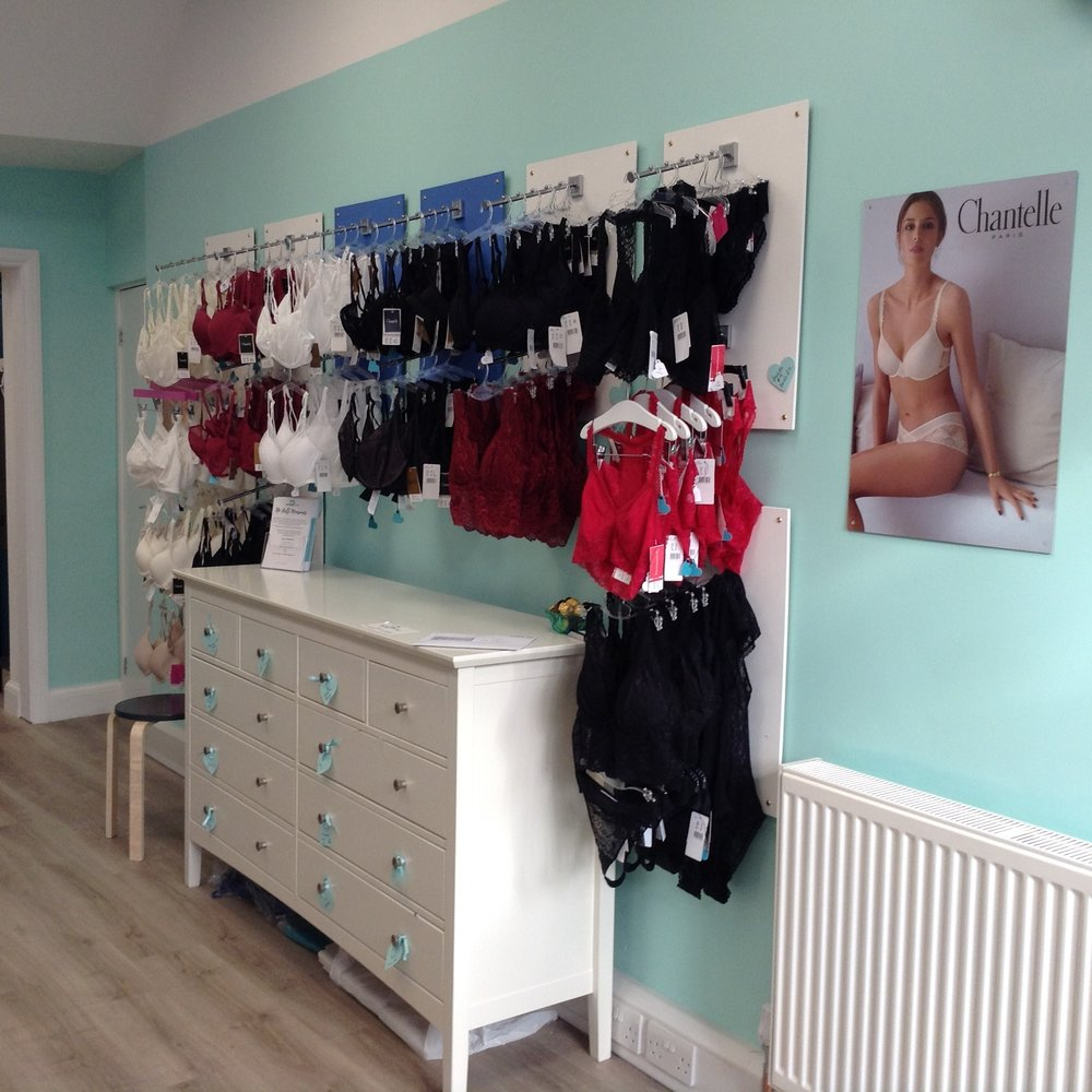 No Half Measures is an Independent Luxury Lingerie Shop in Beckenham South East London Club Card 11.JPG