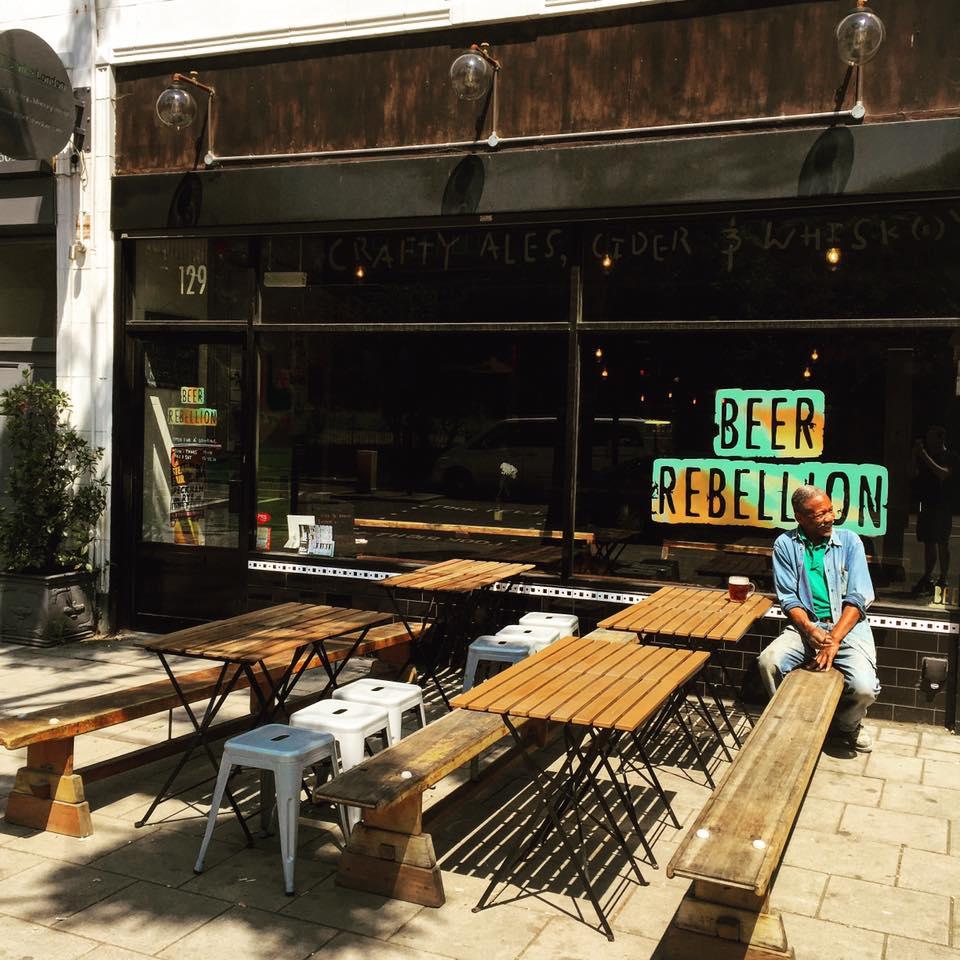 Beer Rebellion Peckham Craft Beer Bar in Peckham South East London Club Card 2.jpg
