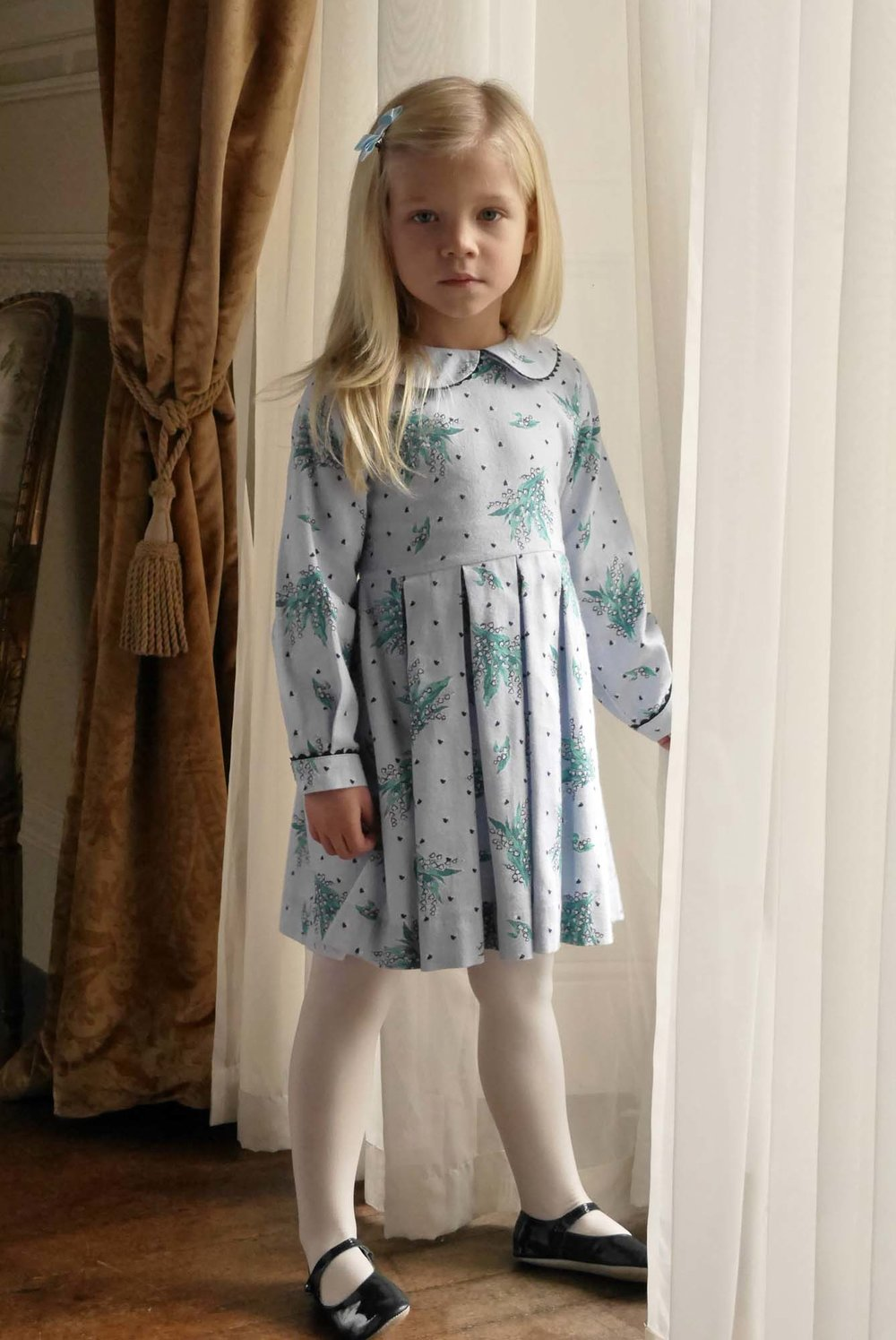 Les Petis Anges Children's Clothing Company in South West London Club Card 1.jpg
