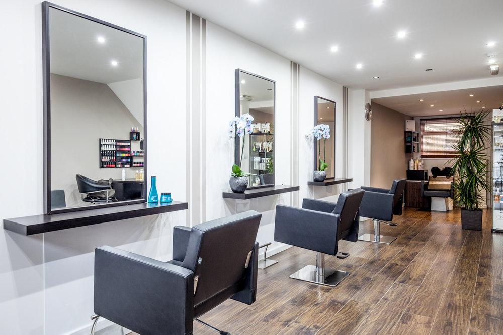 Studio 283 Hair and Beauty Salon in Putney South London Club Card 1.jpg