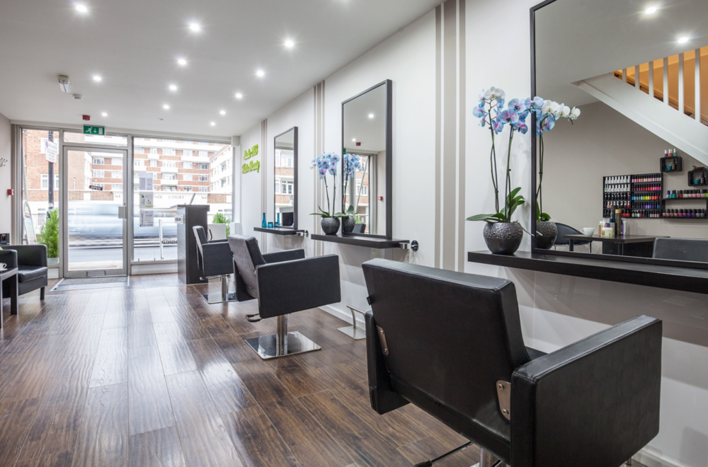 Studio 283 Hair and Beauty Salon in Putney South London Club Card 2.png