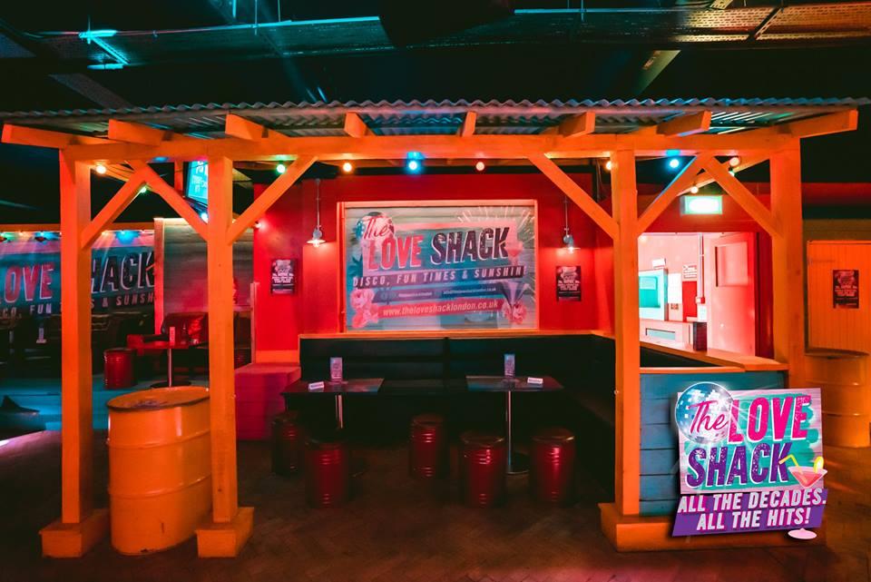 The Love Shack Night Club and Bar in Lewisham South East London Club Card 2.jpg