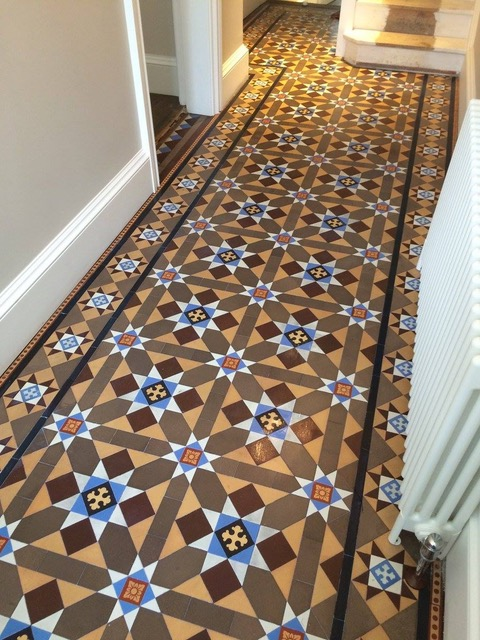 D. M. Brazier & Co. Tiling specialists in Dulwich South East London Club Card 1.jpeg