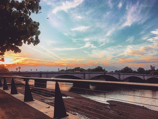 Putney Bridge Times Two.jpg