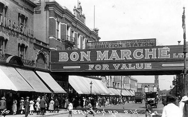 A brief history of Bon Marché
