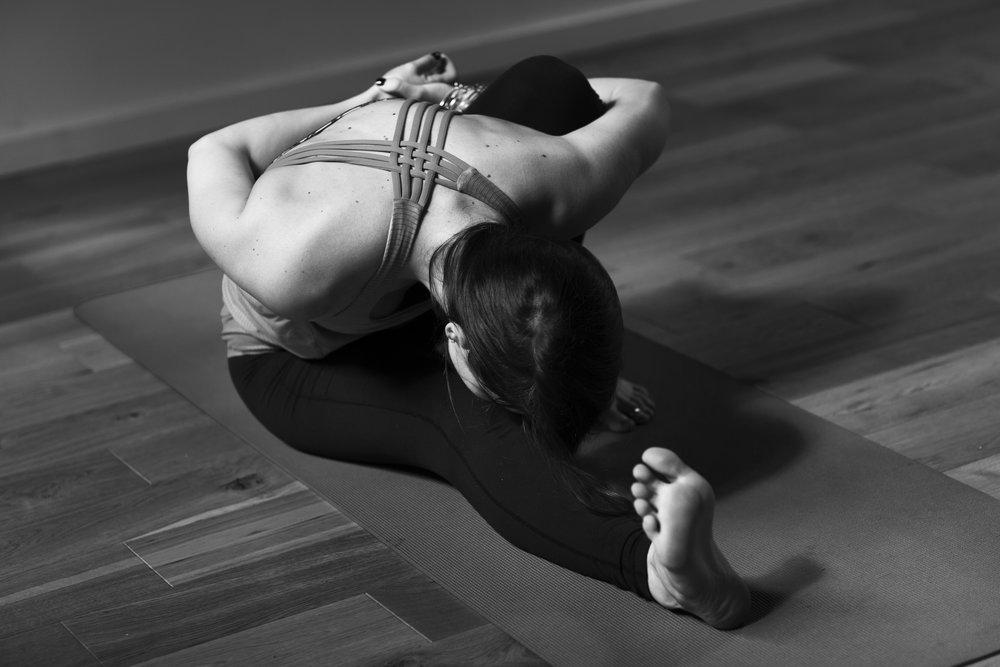 Battersea Yoga School in Battersea South West London Club Card 1.jpg