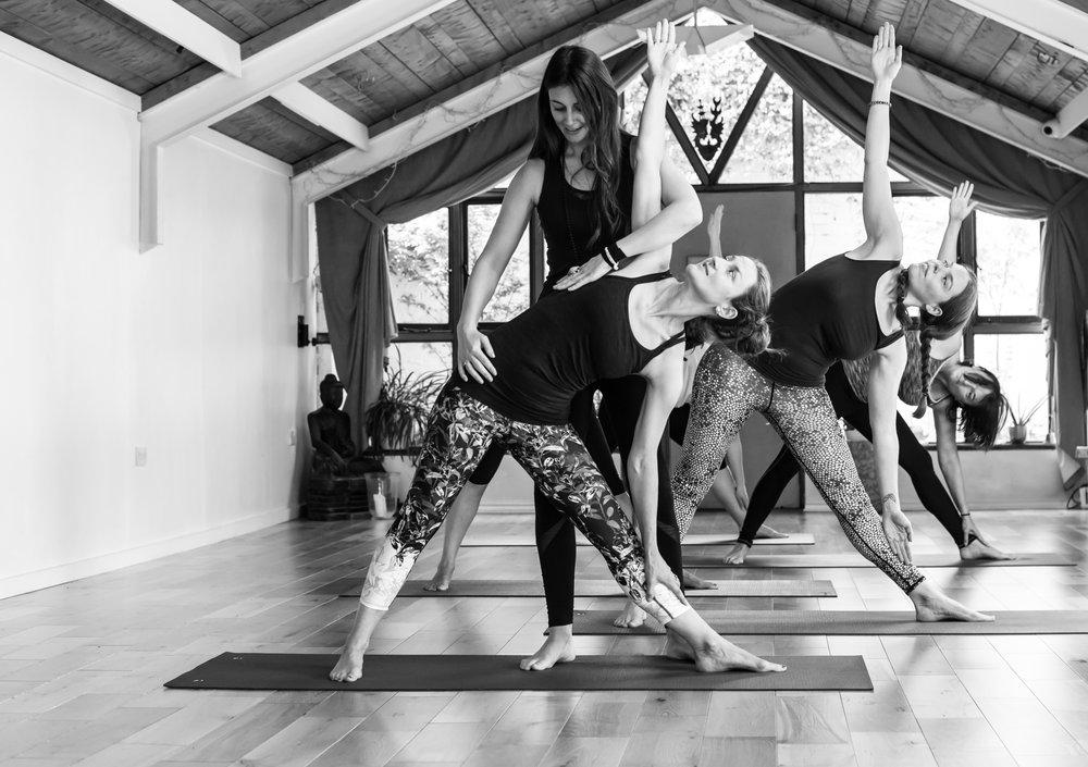 Battersea Yoga School in Battersea South West London Club Card 8.jpg