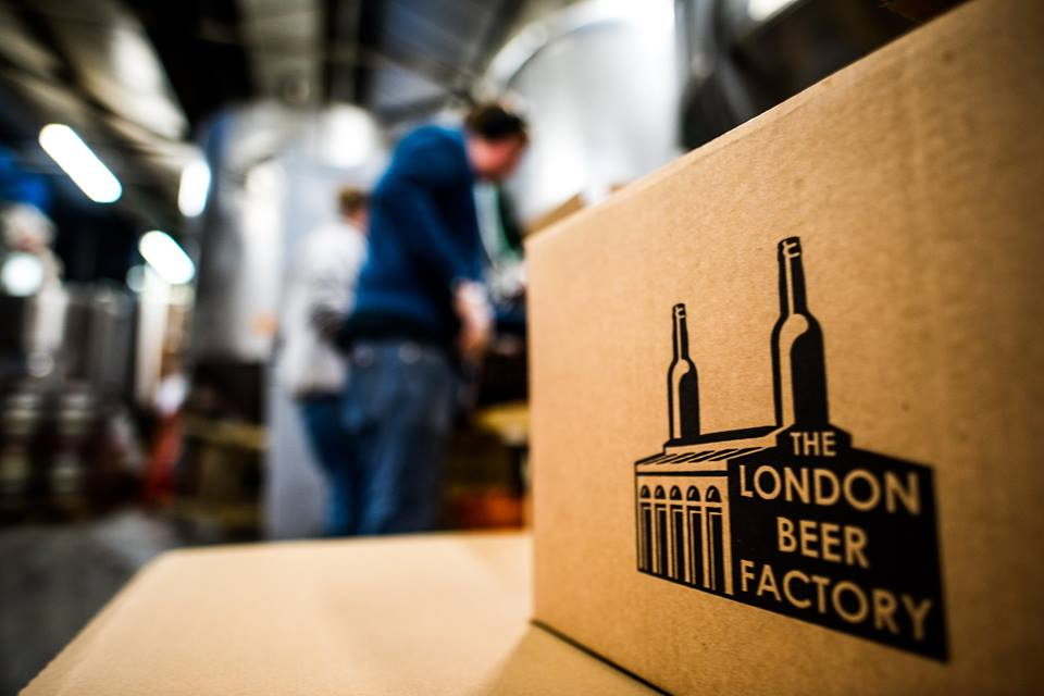 The London Beer Factory brewery bar and taproom in Crystal Palace South East London 2.jpg