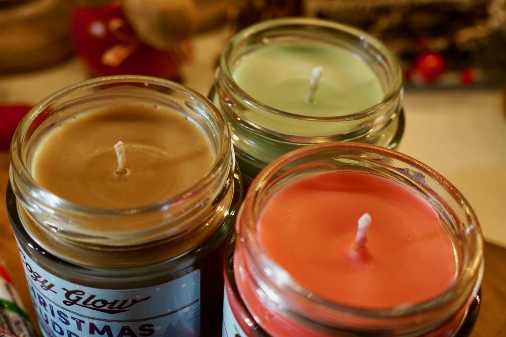 Cozy Glow Wellbeing Products and Candle Maker in Croydon South London Club Card 5.jpg
