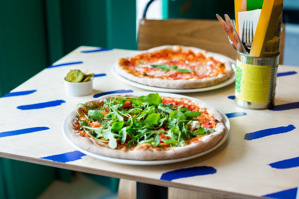Vote for Lambeth's Best Independent Pizza