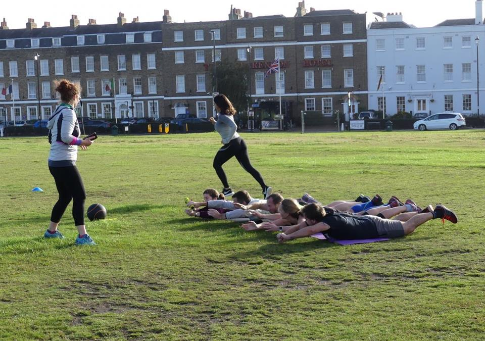 Braveheart Fitness and perosnal training classes in Blackheath South East London Club Card 5.jpg