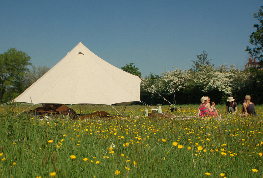 Camping With Soul Bell Tent UK Bell Tent makers in South West London Club Card 2.jpg