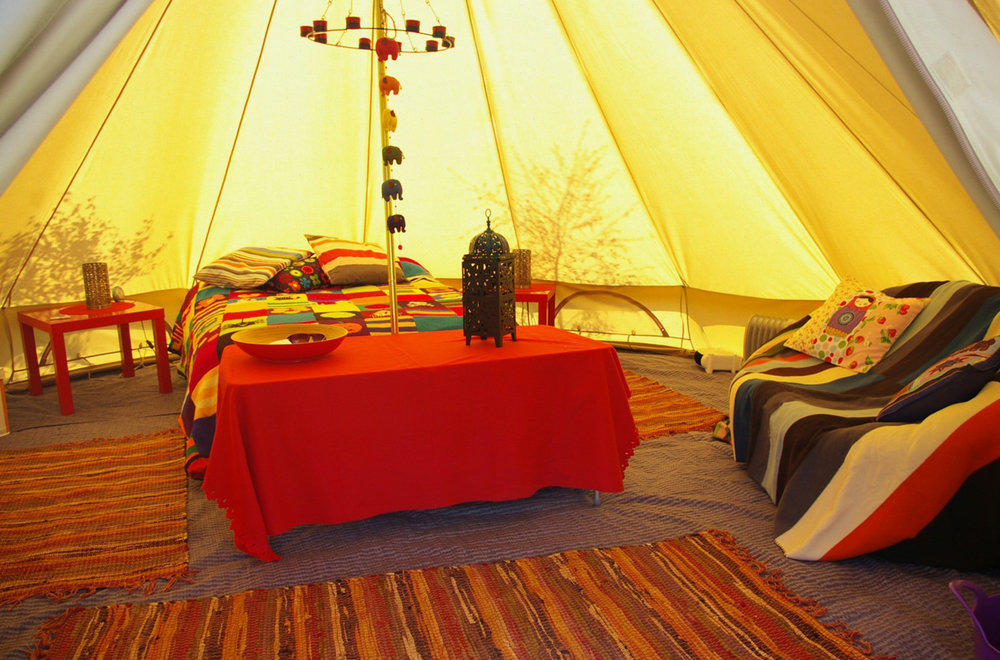 Camping With Soul Bell Tent UK Bell Tent makers in South West London Club Card 8.jpg