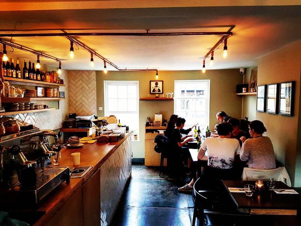 The Gentlemen Baristas coffee shop and restaurant in Borough South East London Club Card 7.jpg