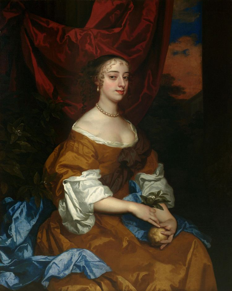 Margaret Hughes, one of the earliest Shakespearean actresses