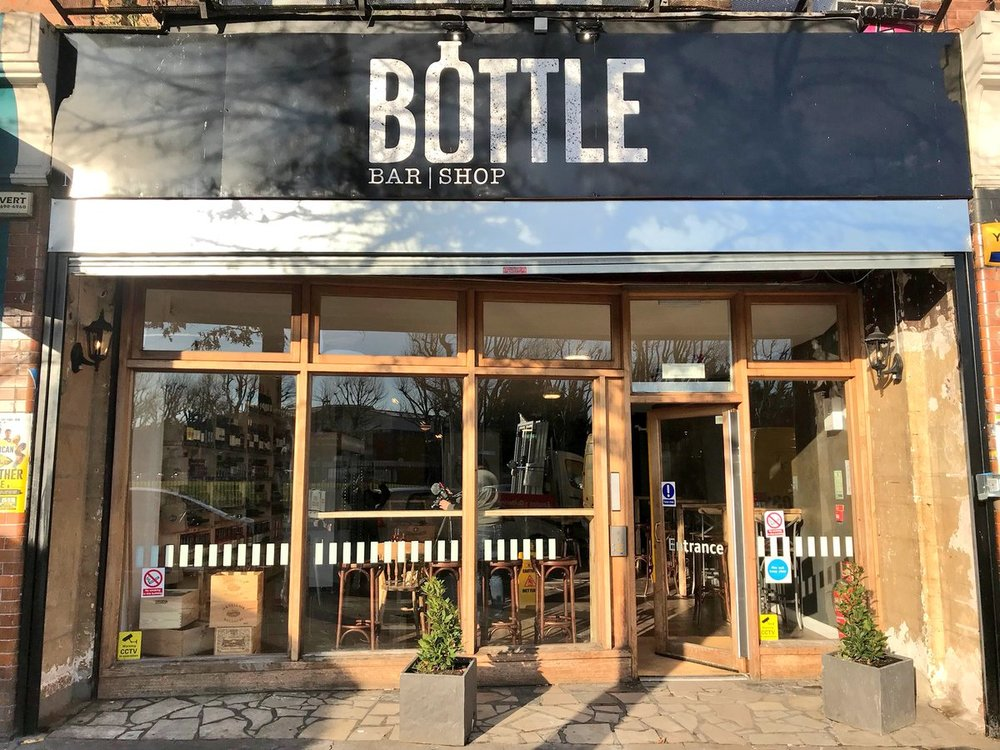 Catford's Bottle Bar