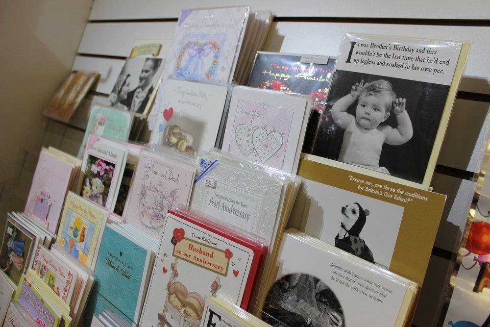 Precious Little Things vintage and modern gifts in Thornton Heath South London Club Card 13.jpg