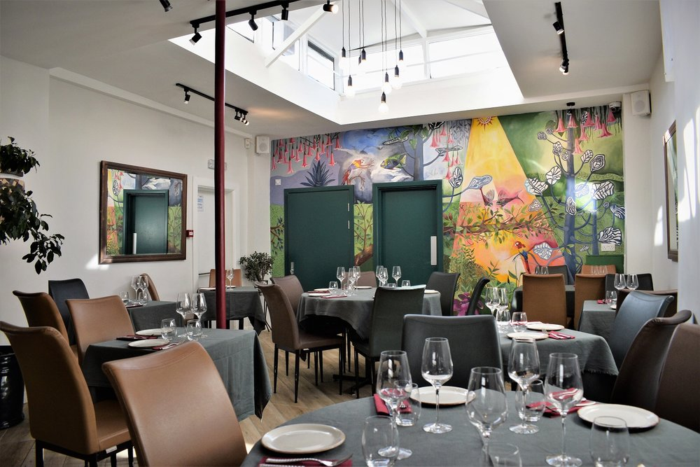 Paladar Latin American Restaurant in Elephant and Castle South East London Club Card 4.jpg