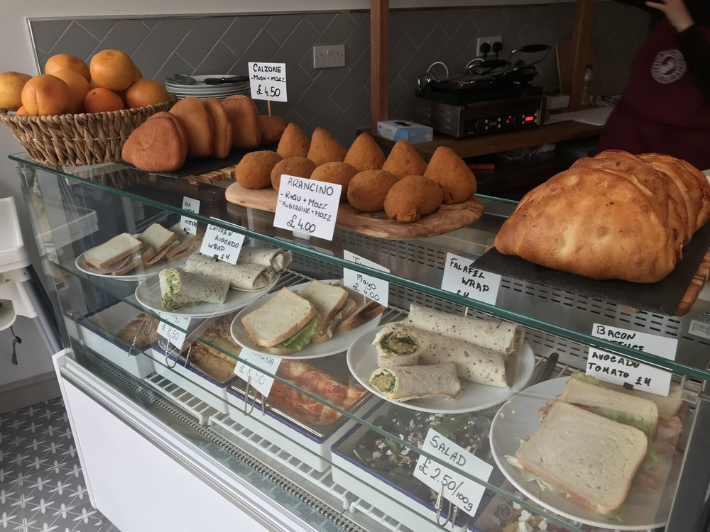 Deli Project is an independent coffe shop and deli in Earlsfield South West London 1.jpg