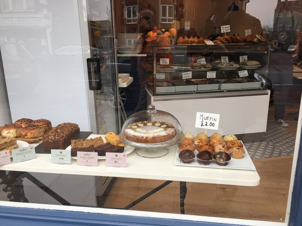 Deli Project is an independent coffe shop and deli in Earlsfield South West London 2.JPG