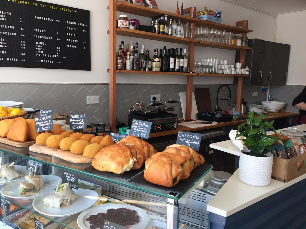 Deli Project is an independent coffe shop and deli in Earlsfield South West London 4.JPG