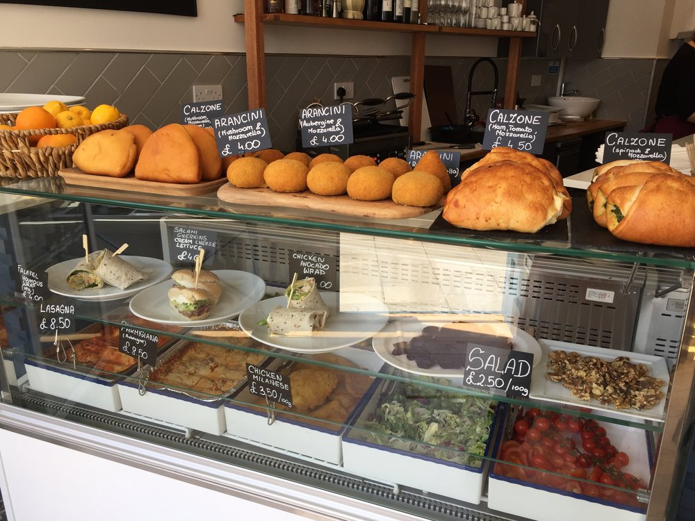 Deli Project is an independent coffe shop and deli in Earlsfield South West London 3.JPG