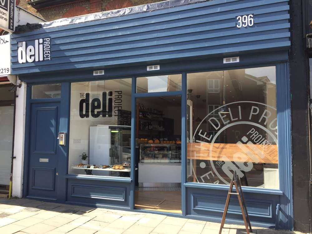 Deli Project is an independent coffe shop and deli in Earlsfield South West London 6.JPG