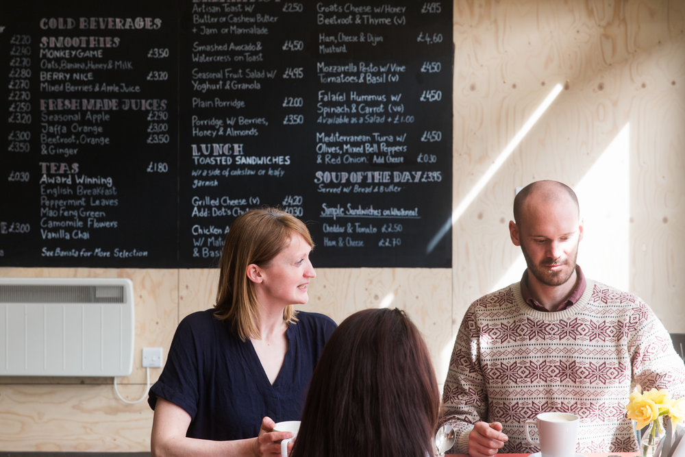 55 East Cafe in Walworth South East London Club Card 3.jpg