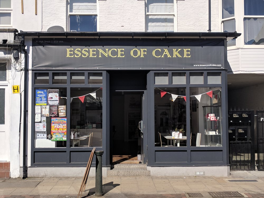 Essence of Cake shop, afternoon teas and parties in South Norwood South Lodon Club Card 6.jpg