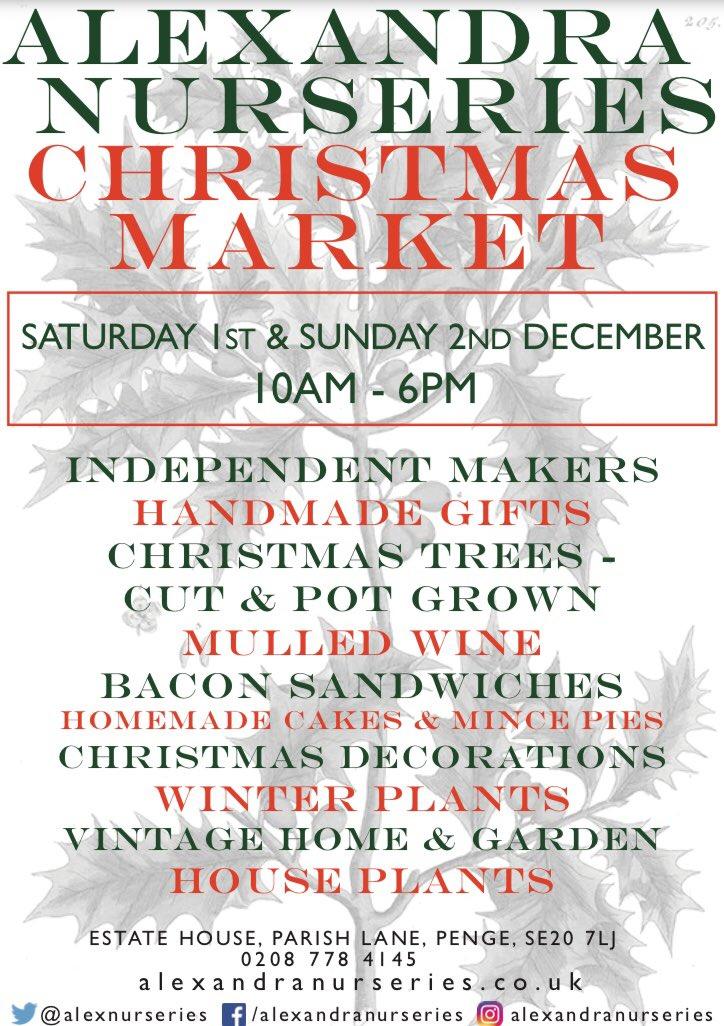 Penge Christmas Market