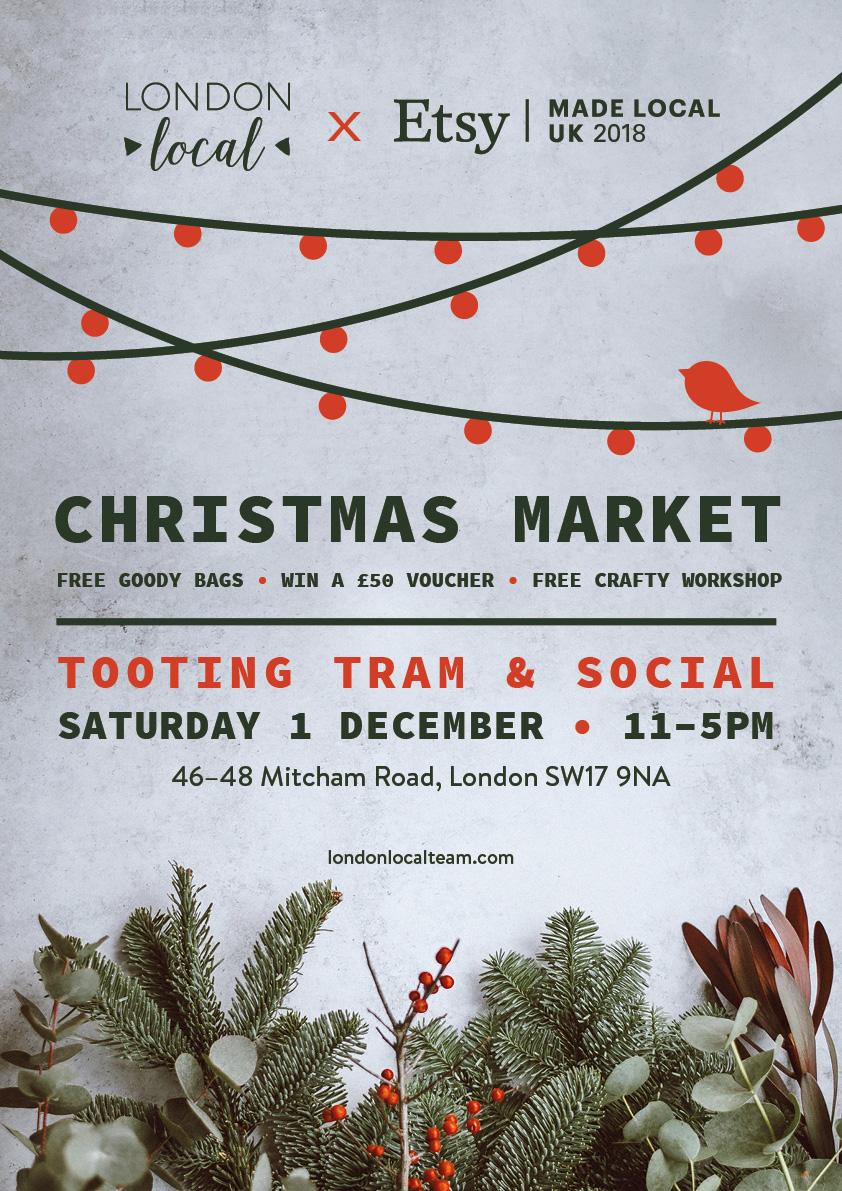 Tooting Christmas Market