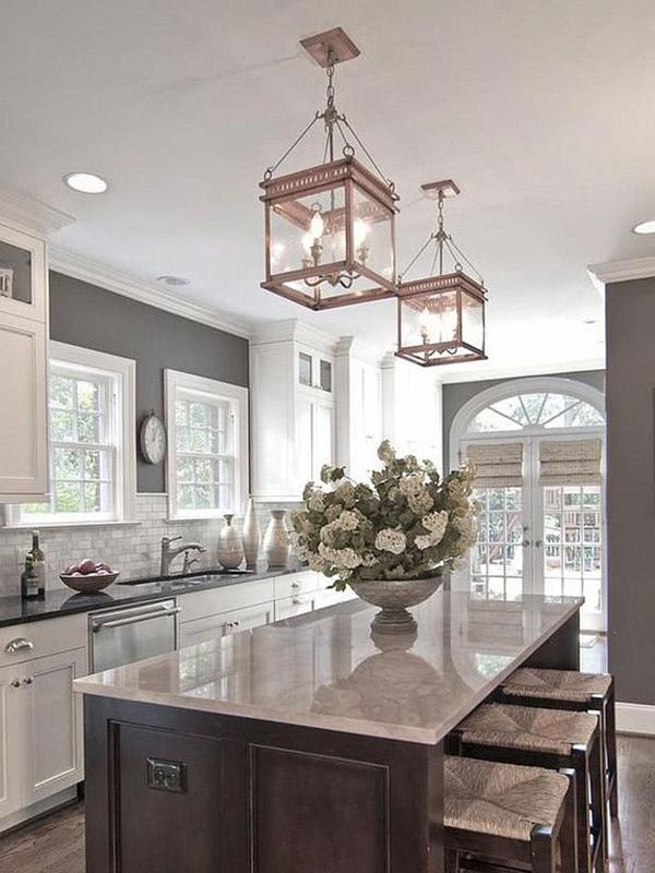 Inspiration Kitchen - Carolina Design Associates