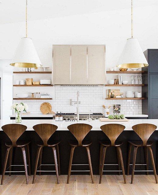 Studio McGee Tuxedo Kitchen